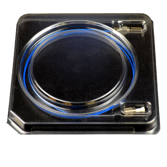 ESD Safe Thermoformed Fiber Optics Package