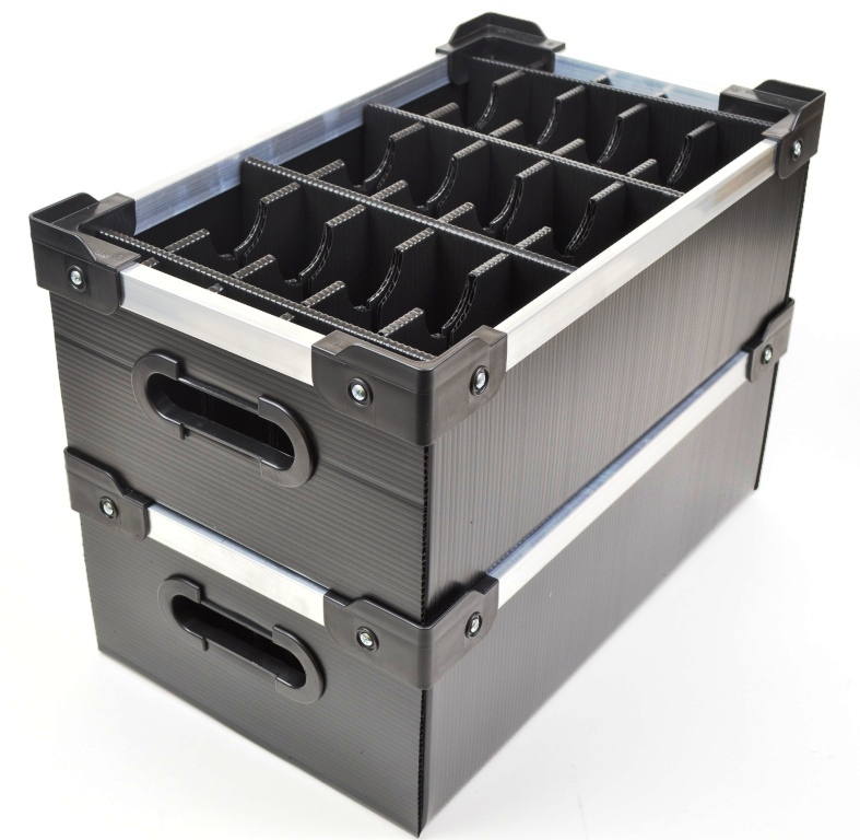 Returnable.Reusable Packaging from CCI