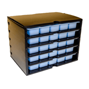 ESD Protective Drawer Cabinet For Component Storage
