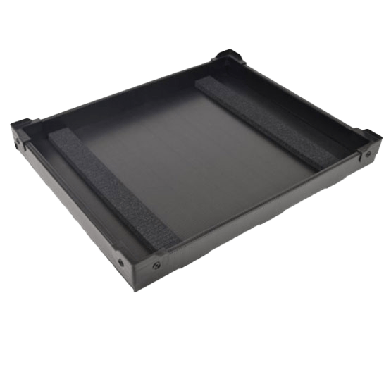 Conductive LED Handling And Shipping Tray